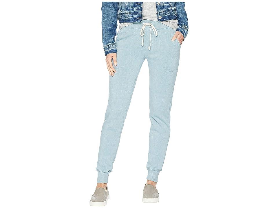 Alternative Eco Fleece Jogger Pant (Eco True Smoke Blue) Women
