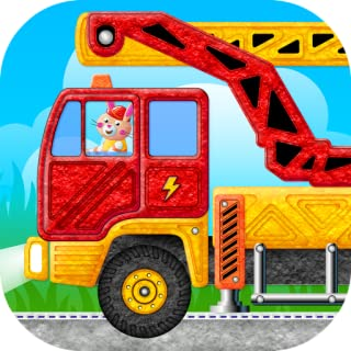 Learning Cars Educational Games for Preschool Kids