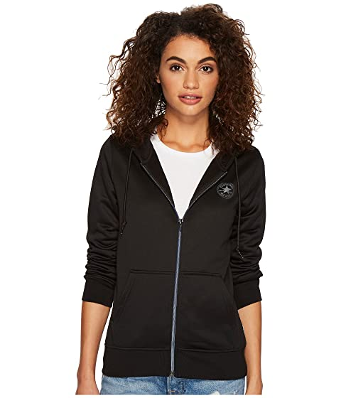 Converse Core Full Zip Hooded Top CP991
