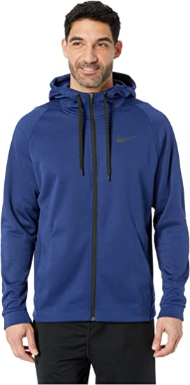 6521d5ef96fa Dri-FIT Therma Men s Full-Zip Training Hoodie. Nike