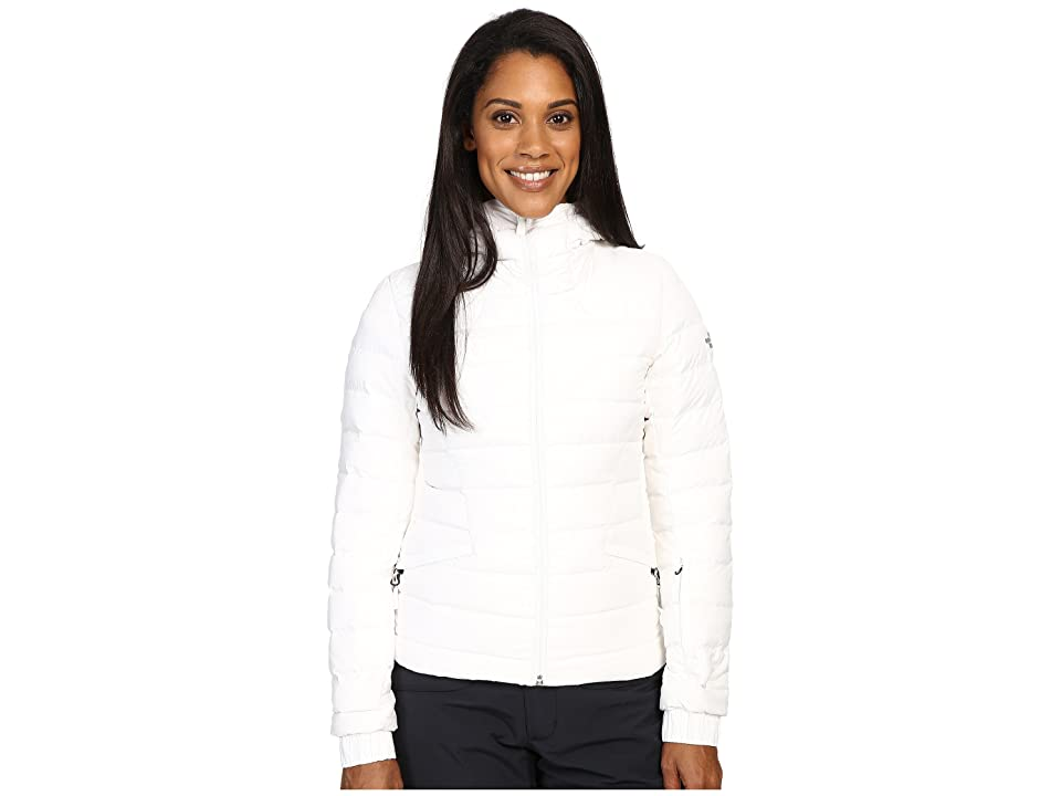 The North Face Moonlight Jacket (TNF White (Prior Season)) Women