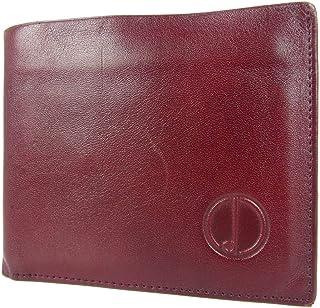 (ダンヒル) dunhill ヴィンテージ メンズ イングランド製 ロゴ レザー 二つ折り 財布 ボルドー 4395 中古