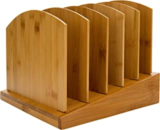 Document Organizer File Organizer by Intriom Bamboo Collection