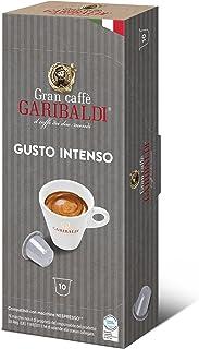 Gran Caffè Garibaldi Nespresso compatible capsules (Gusto Intenso, 60 Count)