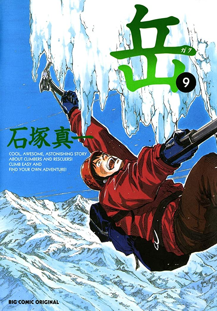 項目天国石鹸岳(9) (ビッグコミックス)