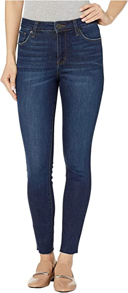 Ellie High-Rise Skinny in Denley