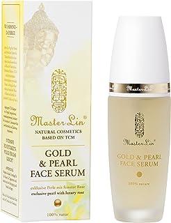Master Lin Gold & Pearl Face Serum, 1er Pack (1 x 35 ml)