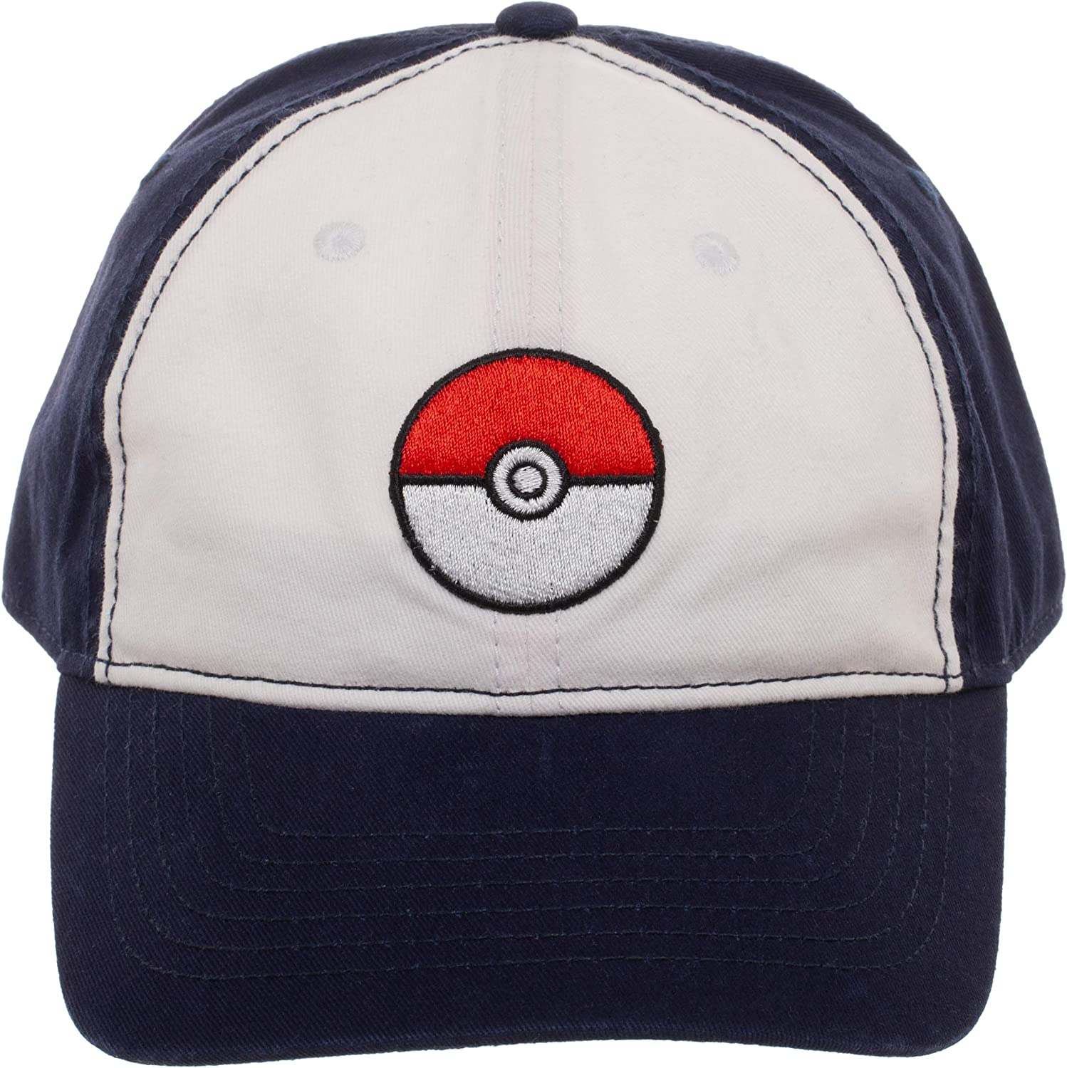 Popular products Pokemon Pokeball Adjustable Hat SALENEW very popular! Bill Pre-Curved with
