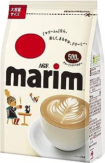 AGF マリーム 袋 500g 【 コーヒーミルク 】【 コーヒークリーム 】【 詰め替え 】