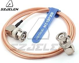 SZJELEN 50 Ohm HD SDI Coax Cable RG179,2G BNC to BNC Camera RF coaxial Cable for BMCC Video Blackmagic Camera