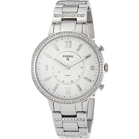 [フォッシル] 腕時計 Q VIRGINIA ハイブリッドスマートウォッチ FTW5009 レディース 正規輸入品