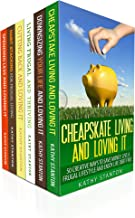 Living Frugal And Happy: 6 Manuscripts: Your Complete Guide To Saving Money And How To Enjoy Living Life On A Budget (Downsizing, How To Save Money, Creating A Budget, How To Lower Your Bills Book 1)