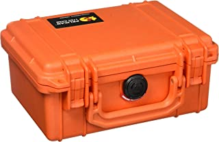 Pelican 1150 Camera Case With Foam (Orange)
