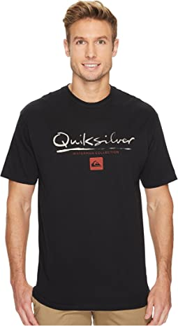 Quiksilver Waterman - Gut Check Short Sleeve Tee