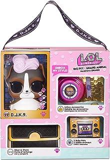LOL Surprise Big Pet DJ K.9. با 15 سورپرایز از جمله عینک استفاده کنید و به اشتراک بگذارید
