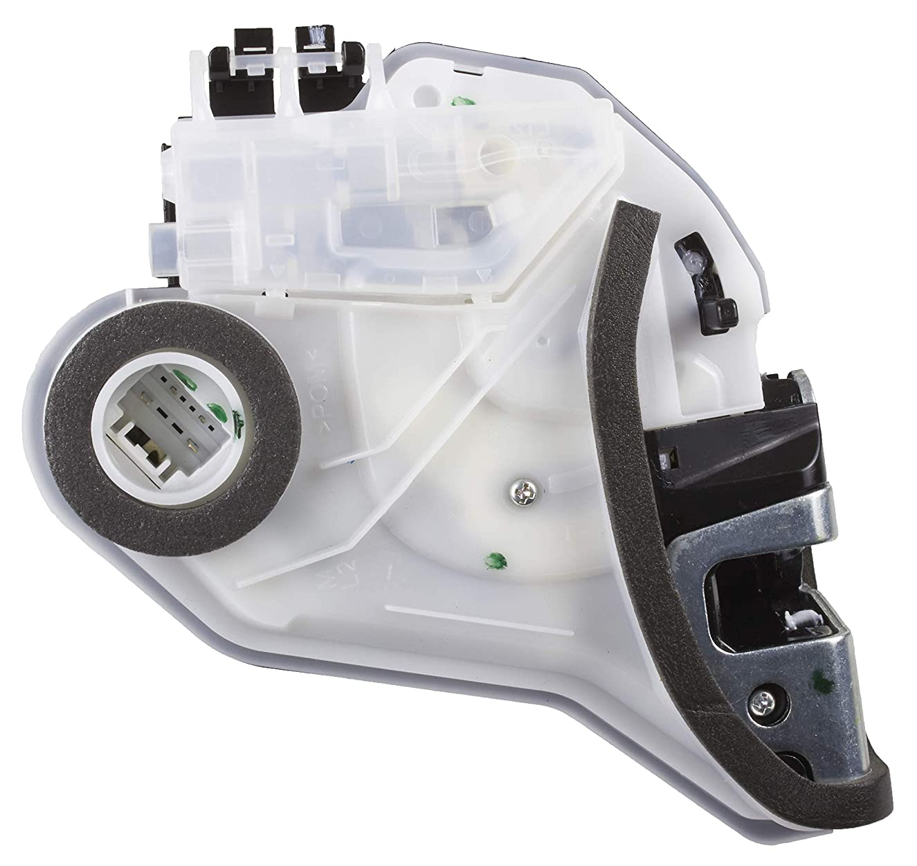 AISIN DLT-138 OE Replacement Door Latch/Lock Assembly with Actuator-Left Rear (Driver Side)