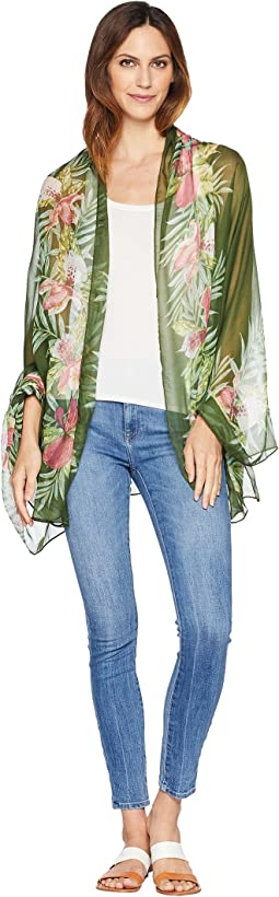 Tropical Orchid Wrap