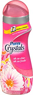 Purex Crystals In-Wash Fragrance Booster, Oh So Chic, 18 Ounce
