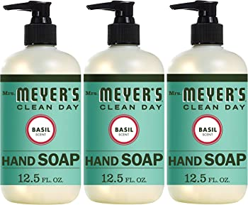3 Count Mrs. Meyers Clean Day Liquid Hand Soap