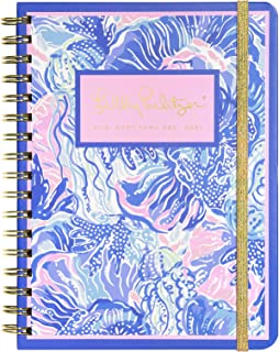 $22 » Lilly Pulitzer 2020-2021 Planner Monthly, Dated Aug 2020 - Dec 2021, 17 Month Hardcover Agenda with Notes/Address Pages, C...