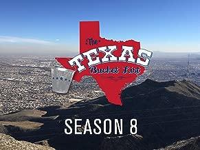 The Texas Bucket List