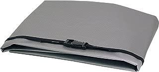WJ Dennis & Company 21 Window Air Conditioner Cover, Fits 15,00 + BTU Models, 28-Inch W x 20-Inch H x 30-Inch Dia, Grey