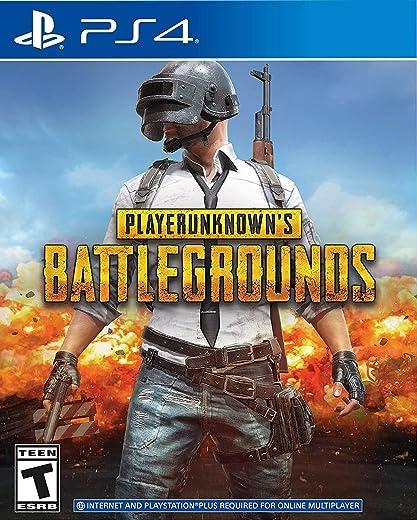 PLAYERUNKNOWN'S BATTLEGROUNDS - PlayStation 4