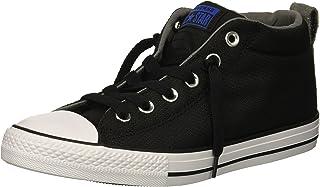 Converse Kids' Chuck Taylor All Star Street Mid Sneaker
