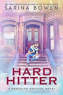Hard Hitter (The Brooklyn Bruisers Book 2)