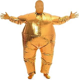 Best naked fat suit Reviews