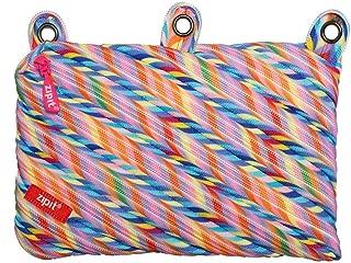 ZIPIT Colorz 3-Ring Pencil Case, Stripes