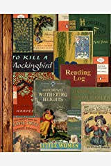 Reading Log: Gifts for Book Lovers (A reading journal with 100 spacious record pages and more in a large soft covered notebook from our Vintage range) (Reading Logs & Journals) Paperback