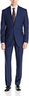 Men's Slim Fit Suit w/ Hemmed Pant