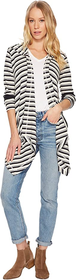 Splendid - Anchorage Thermal Stripe Cardi