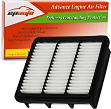 EPAuto GP470 (CA10470) Replacement for Hyundai/Kia Extra Guard Rigid Panel Air Filter for Elantra L4 2.0L (2007-2012), Forte (2010-2013), Forte Koup (2010-2013)