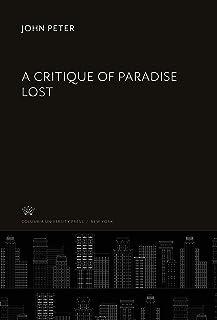 A Critique of Paradise Lost