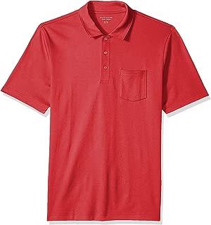 Amazon Essentials Men's Standard Regular-fit Jersey Polo