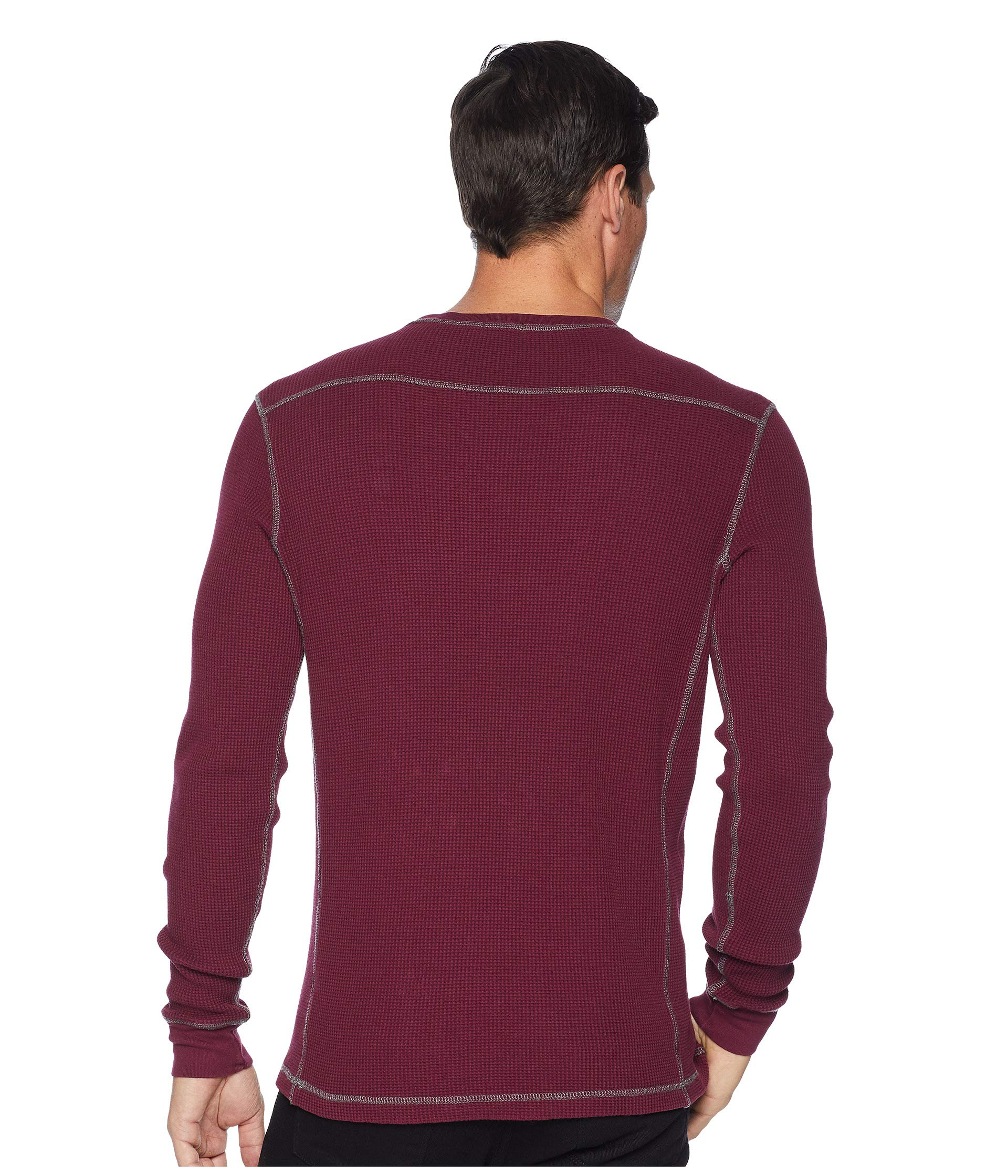 Seacliff Long Thermal Mulberry o doc Sleeve Mod Crew BEy1vpqWw