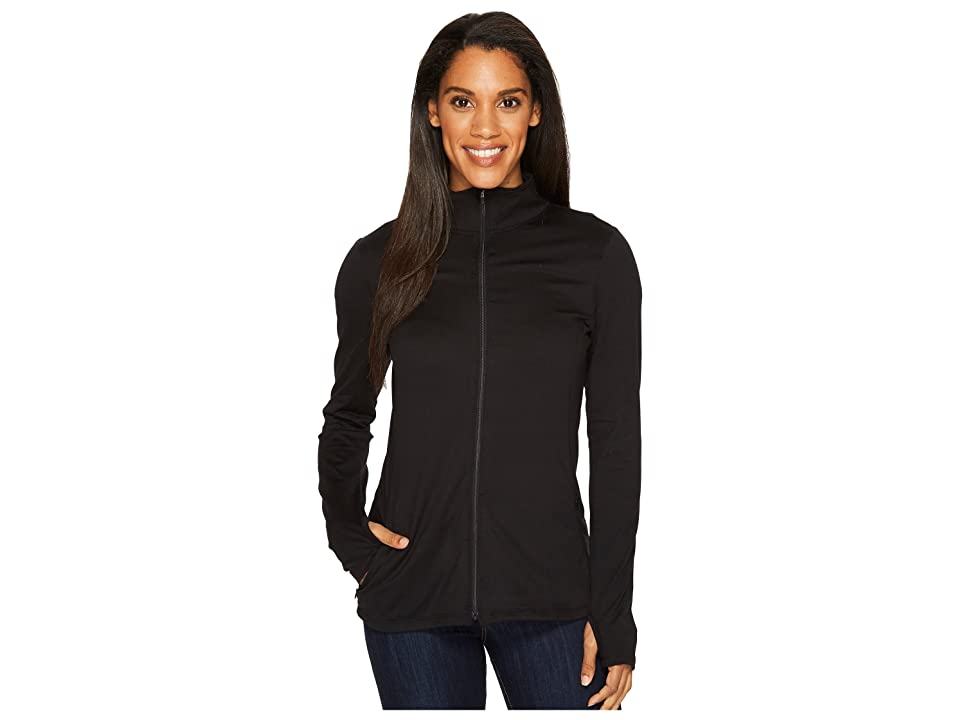 Stonewear Designs Spring Zip-Up Jacket (Black 1) Women's Coat