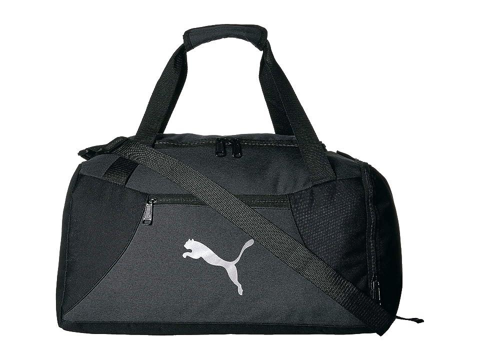 PUMA Transition Duffel (Black/Grey) Duffel Bags