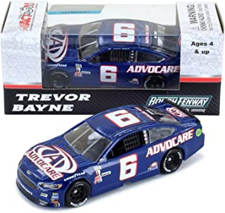 Lionel Racing Trevor Bayne 2017 Advocare Darlington Throwback NASCAR Diecast 1:64 Scale