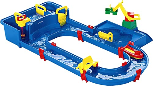 AquaPlay Playlearning 510 Schleuse, Hafen
