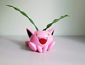 ONESHOT3D Hoppip Planter Flower Pot - Gift Idea for Gamers and Fans of Let's Go!