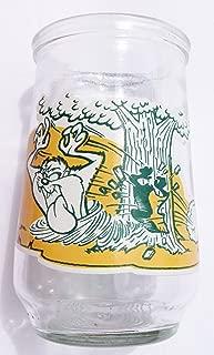 1995 Welch's TAZ TASMANIAN DEVIL Jelly & Jam Jar 4
