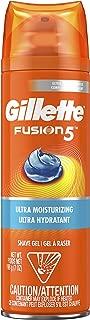 Gillette Fusion Shave Gel, Moisturizing Hydra Gel, 7 Ounce