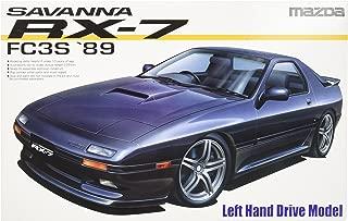 Aoshima 1/24 #71 Savanna RX-7 '89 LH Drive AOS38208