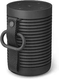 Bang& Olufsen BeosoundExplore– Kabelloser Outdoor-Bluetooth-Lautsprecher, staub- und wasserdicht nach IP 67, Black Anthracite