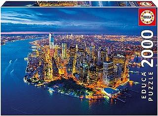 Educa Borrás - Puzzle Nueva York Desde el Aire, 2000 Piezas (16773.0)