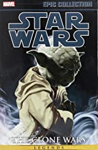 Star Wars Legends Epic Collection: The Clone Wars Vol. 1 (Epic Collection: Star Wars Legends: The Clone Wars)