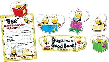 Carson Dellosa Bulletin Board Set, Buzz-Worthy Bees Reading (110283)